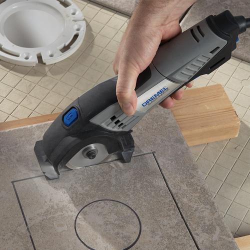 dremel saw max + 4 discos 1 adaptador multisierra cortadora