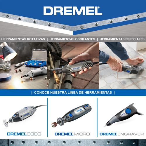 dremel sierra caladora moto-saw 20-01 1 adapt + 10 seguetas