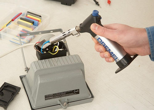 dremel versaflame soldador a gas flambeador kit accesorios