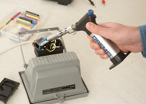 dremel versaflame soldador a gas flambeador kit en cuotas