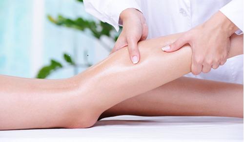 drenaje linfatico, masajes reductores piernas y gluteos $500