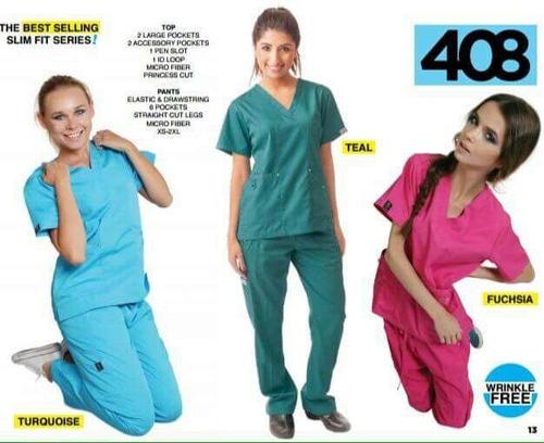 dress a med  uniformes medicos, quirurgicos, asistentes.....