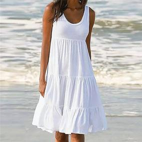 d47378e778a4 Vestidos Playa Mujer - Vestidos en Mercado Libre Perú