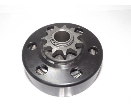 drift trike motorizado - embreagem pinhão removível p/ motor 5,5 e 6,5 e 7hp