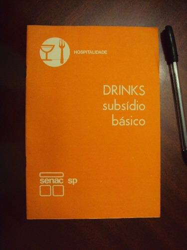 drinks - subsídio básico