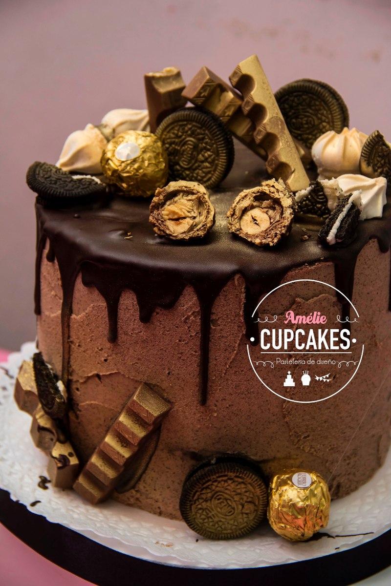 tortas con chocolate