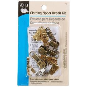 Dritz Zipper Repair Kit-clothing , Nuevo