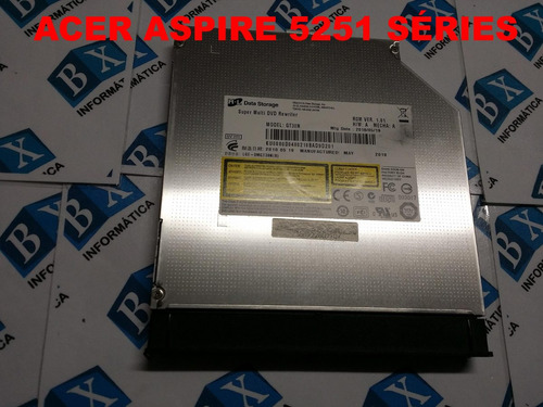 drive cd dvd acer 5251 séries gt30n