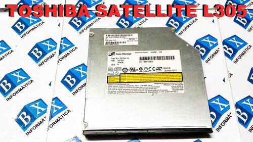 drive cd dvd toshiba satellite l305