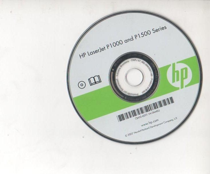 DRIVERS HP LASERJET P1000 P1500