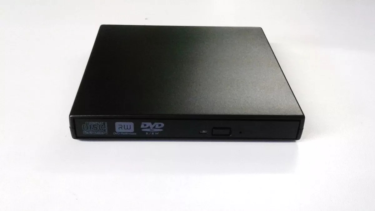 cdc2540be drive externo slim usb gravador leitor cd e dvd usb 2.0. Carregando zoom.