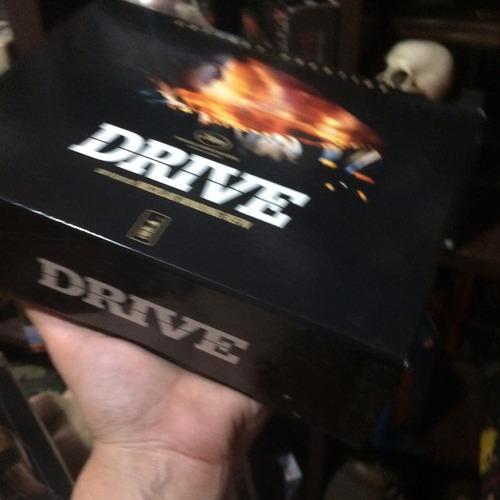 drive gift set fnac francesa exclusivo steelbook ost raro :)