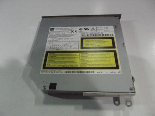drive gravador dvd sd-c2402 notebook toshiba satellite 2805