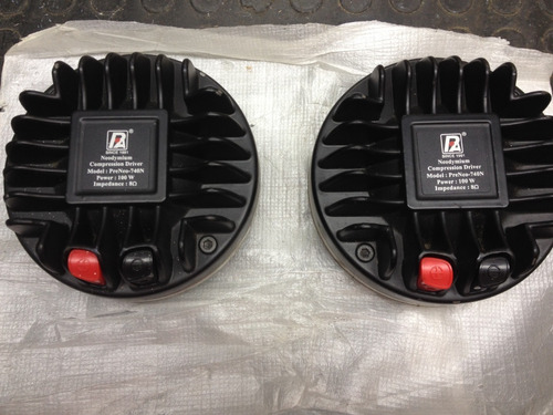 driver 1,4  neodymium  p audio preneo-740n