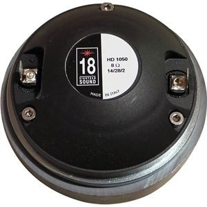 driver 18 sound 1  hd-1050 100w rms