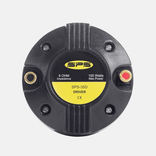 driver agudo sps 35d / 100  watts 8 ohm 1 pulgada tatanium