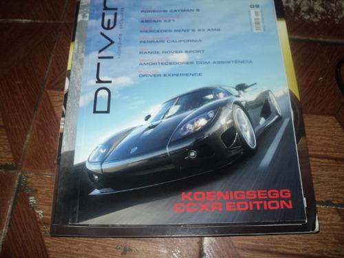 driver automóveis exclusivos ano2 n9 revista