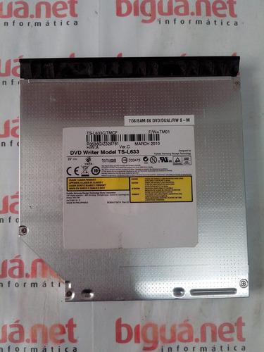 driver cd/dvd usado notebook itautec infoway