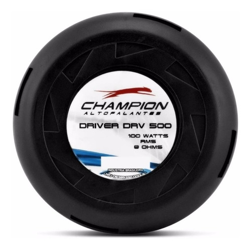 driver champion drv 500 100w rms