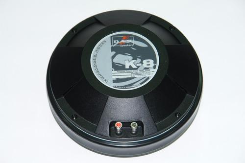 driver compresión das k-8 diafragma de titanio 4p 250w prog