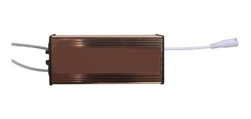 driver controlador panel led plafon 48w transformador fuente