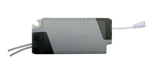 driver controlador transformador para panel plafon 24w led
