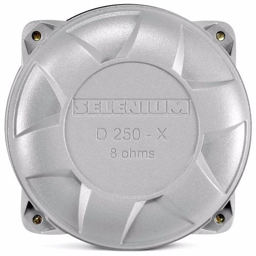 driver d250x selenium