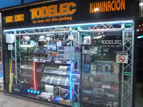 driver das m50 motor compresion 100w titanio dj todelec