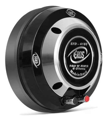 driver eros efd-4160 - 160 watts rms