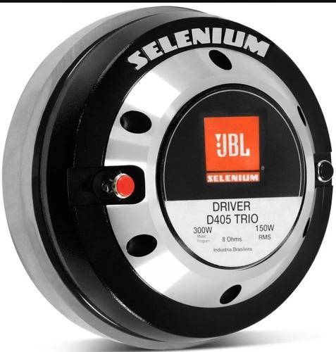 driver fenolico selenium d405 trio de 300 watt