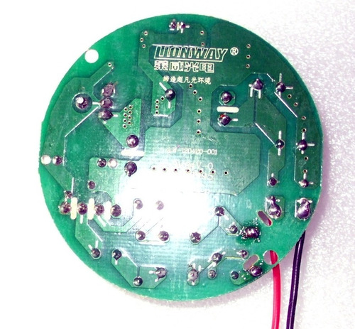 driver fuente para 90 led alta luminosidad 45w 220v