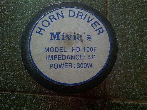 driver mivic de 300w