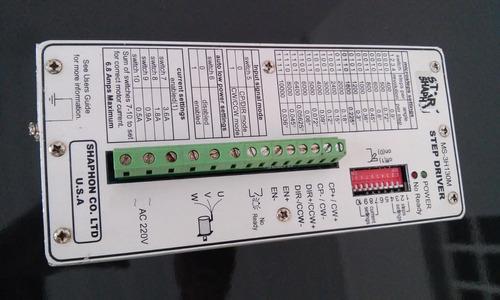 driver motor de passo trifásico - ms-3h130m