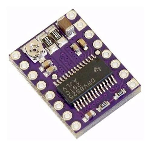 driver motor drv8825 pololu stepstick arduino ramps