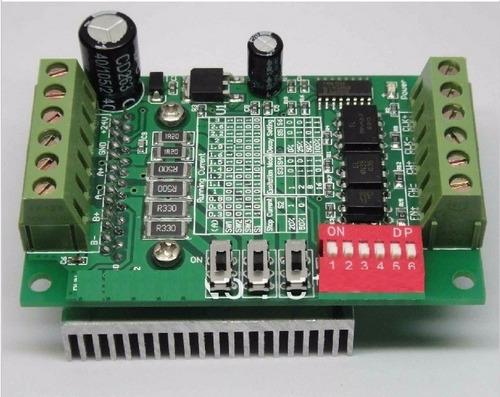 driver motor  pap tb6560 3a 10-35v 1/16 micropaso para nema