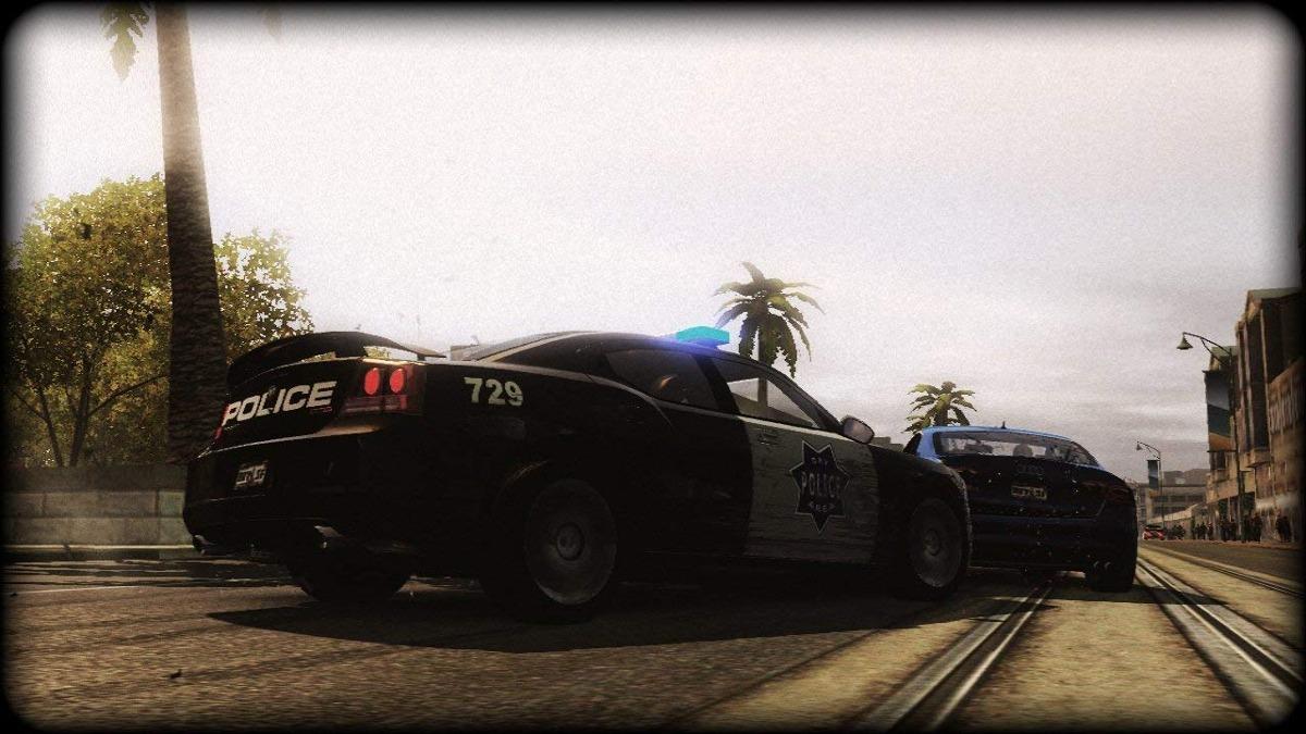 Driver San Francisco - Nintendo Wii
