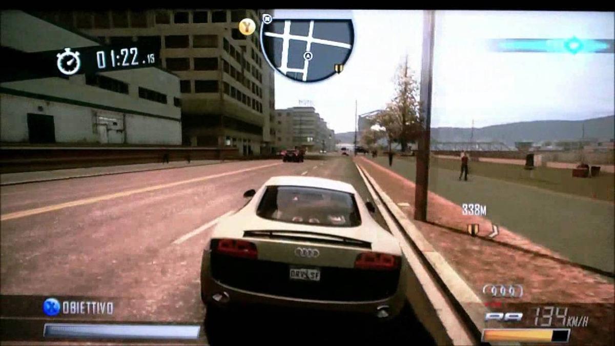 Driver San Francisco Xbox 360 R 55 95 Em Mercado Livre