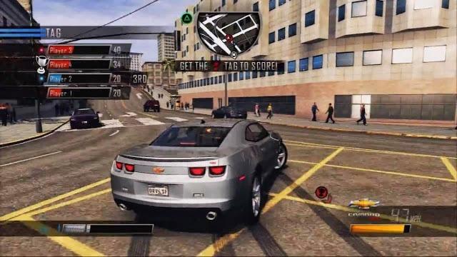 Driver San Francisco Xbox 360 Novo Midia Fisica R 119 00