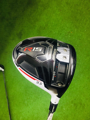 driver taylor made r 15