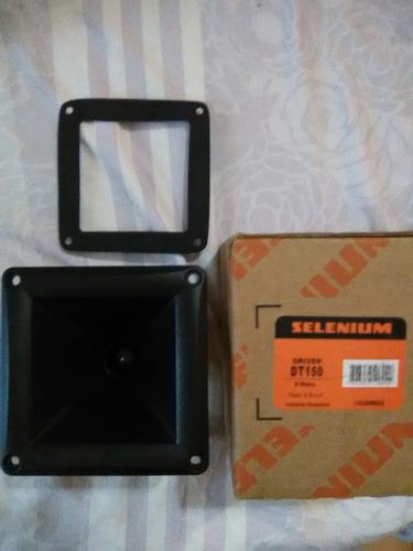 driver- tweeter selenium  (modelo:dt-150) 8 ohms (el par)