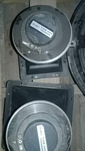 drivers de 1 pulgada   200w  ceance originales