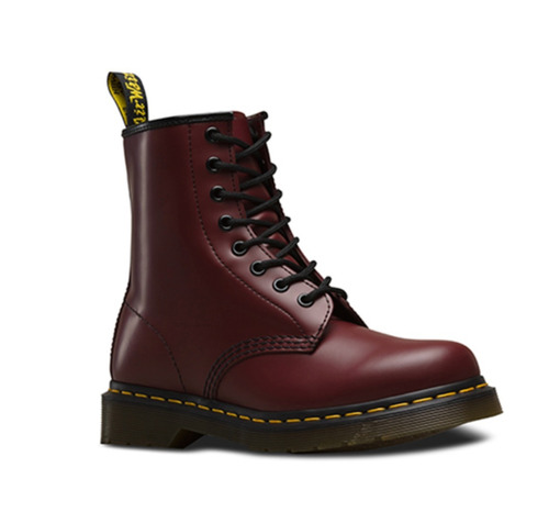 dr.martens 1460 cherry red smooth talla36
