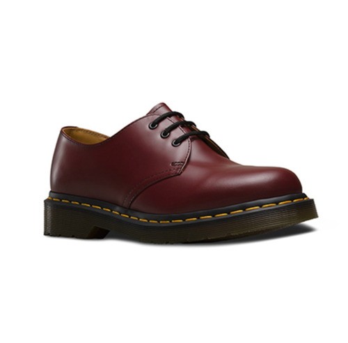 dr.martens 1461 cherry red smooth talla 38