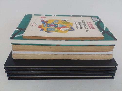 drogas vício dependência química adicção 9 livros usados