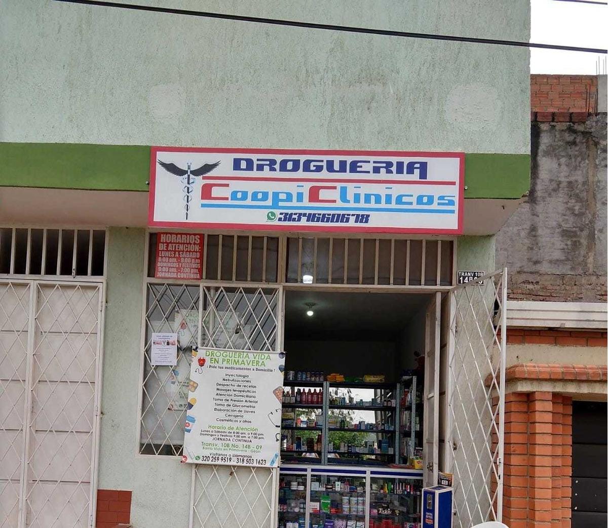 droguería en venta