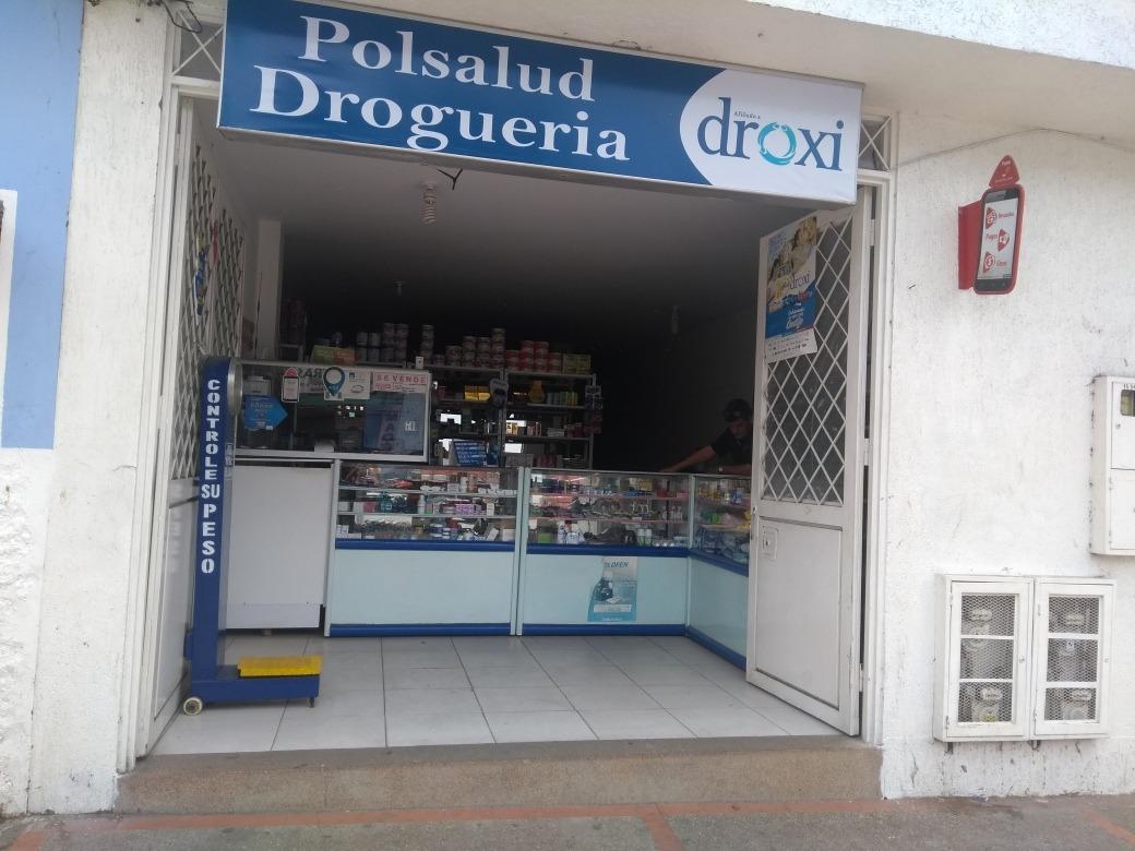 droguería ubicada en la 3ra con 21 de 35 mts2