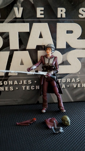droid mdk- zam wesell - star wars vintage collection