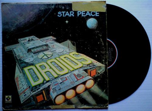 droids star peace lp special edition (star wars) dj 70's