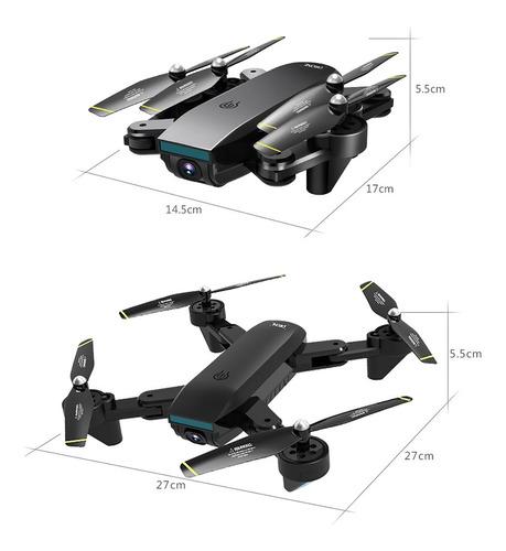 dron a control remoto goolrc sg700-d con cámara hd 4k