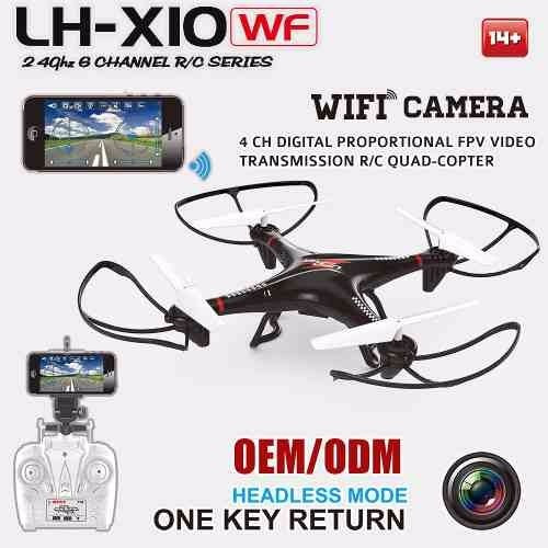 dron con cámara con wifi a smartphone video 360